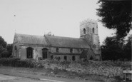 Blisworth, The Parish Church c.1965