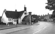 Blisworth, The Royal Oak c.1965