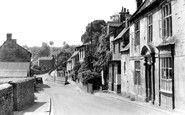 Blockley, High Street c.1950