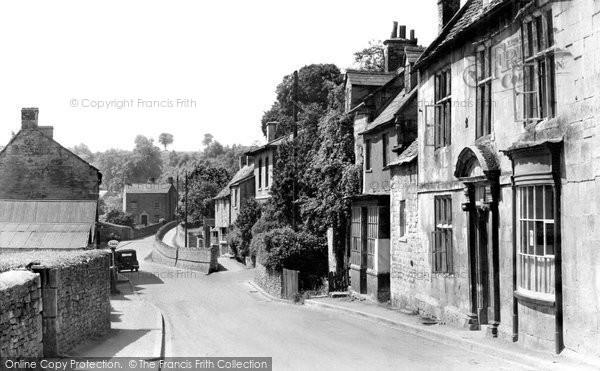 Blockley, High Street c1950