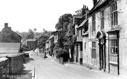 Blockley, High Street c.1950