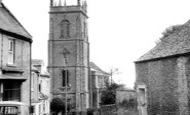 Blockley, the Church c1955