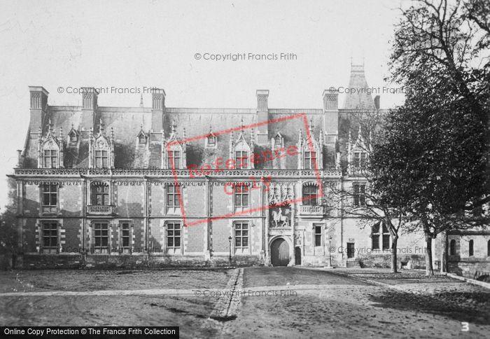 Photo of Blois, Chateau De Blois c.1930