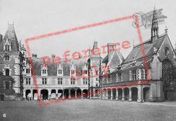 Chateau De Blois c.1930, Blois