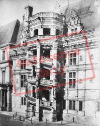 Chateau De François I's Wing c.1935, Blois