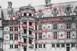 Chateau De Grand Spiral Staircase c.1930, Blois
