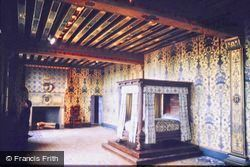 Chateau De Henry III Chamber c.1984, Blois
