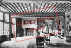 Chateau De King's Hall c.1930, Blois