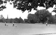 Bloxham, All Saints School c.1955