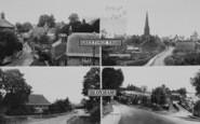 Bloxham, Composite c.1955