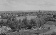 Bloxham, General View c.1960