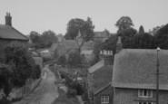 Bloxham, Little Bridge Road c.1955