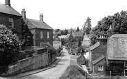 Bloxham, Little Bridge Road c.1960