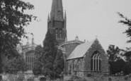 Bloxham, The Church c.1955