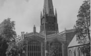 Bloxham, The Church c.1960