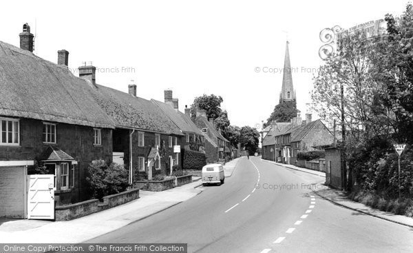 Bloxham, The Village c.1960