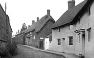 Bloxham, Unicorn Street c.1955