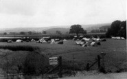 Blue Anchor, Camping Fields c.1939