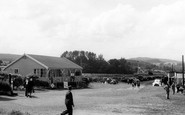 Blue Anchor, Entrance To Foreshore c.1939