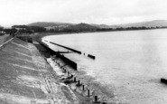 Blue Anchor, General View c.1960
