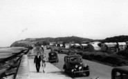 Blue Anchor, Seafront c.1939