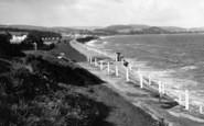 Blue Anchor, The Bay c.1955