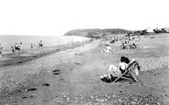 Blue Anchor, The Beach 1935