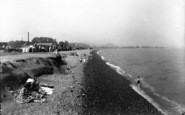 Blue Anchor, The Beach 1940