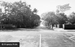 Blundellsands, Blundellsands Road West c.1960
