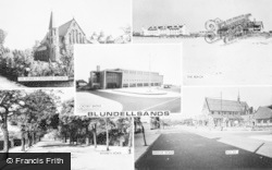 Blundellsands, Composite c.1960