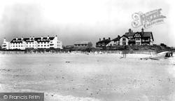 Blundellsands, The Beach c.1960