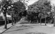 Blundellsands, Warren Road c.1960