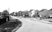 Blunham, High Street c1965