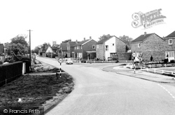 High Street c.1965, Blunham