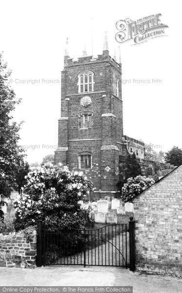 Photo of Blunham, The Church Of St Edmund And St James c.1965
