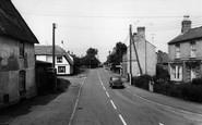 Bluntisham, Colne Road c.1965