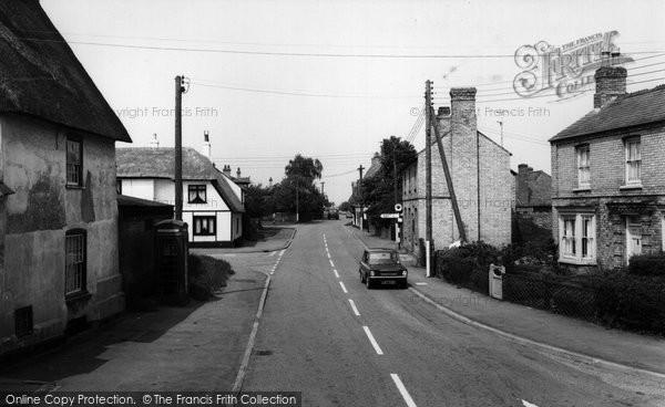 Bluntisham, Colne Road c1965