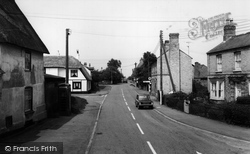 Colne Road c.1965, Bluntisham