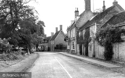 High Street c.1955, Bluntisham
