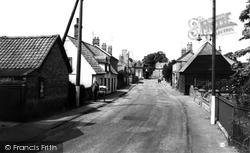 High Street c.1965, Bluntisham