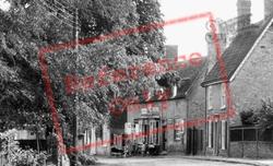 Post Office c.1955, Bluntisham