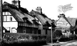 Thatched Houses c.1955, Bluntisham