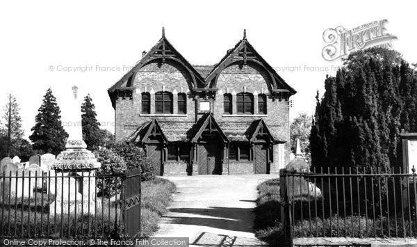 Bluntisham, the Chapel c1945