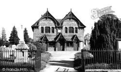 Bluntisham, The Chapel c.1945