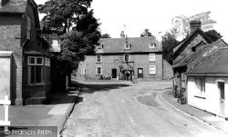 The Square c.1955, Bluntisham