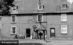 The Weather Station And Village Store c.1955, Bluntisham