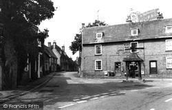 Village Square c.1965, Bluntisham