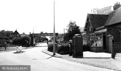 Blurton, Critchlow's Corner c.1960