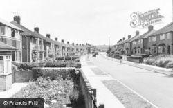 Blurton, Maythorne Road c.1960