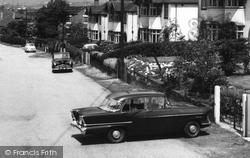 Blurton, Vauxhall F Victor Car c.1960